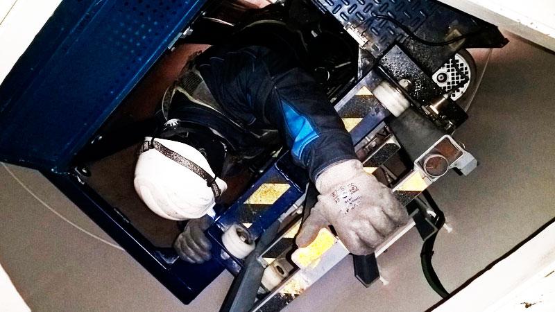 Inspecciones de instalaciones eólicas